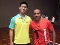 Projeto Badminton Alex Tjong 3o LUGAR NO GP BRASIL 2014