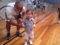 Projeto Badminton OFICINA COLÉGIO SANTO SANTO ANDRE 4