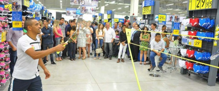 Projeto Badminton – Agenda de Eventos com o Professor Roberto Leal