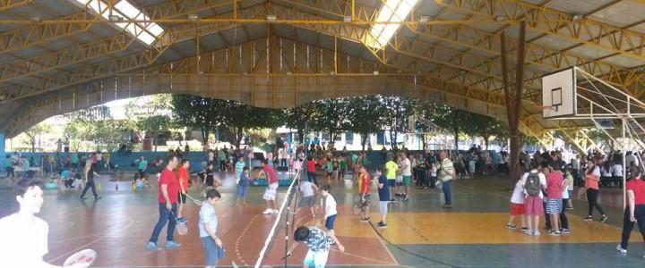 Projeto Badminton na Inclusão Social om o Professor Roberto Leal – Região Noroeste de SP