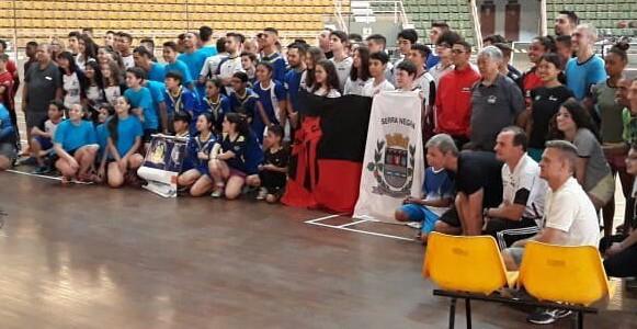 Projeto Badminton na Record Rio Preto 2018