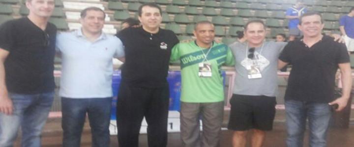 Projeto Badminton na TV Rede Vida